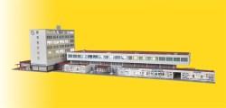 N Bahnhof Kehl inkl. Etageninnenbeleuchtung, Funktionsbausatz