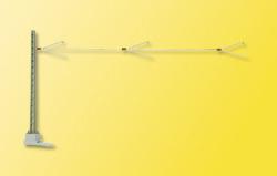 TT Catenary wire 332 mm, 3 pi