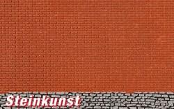 VOL/G Mauerplatte Ziegel, 40 x 30 cm