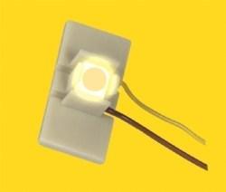 LED für Etageninnenbeleuchtung warmweiß, 10 Stück