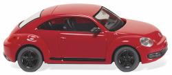 VW The Beetle - tornado red