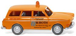 "Notdienst - VW 1600 Variant ""W.Roth"""