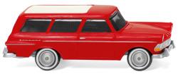 Opel Rekord ´61 Caravan - rot