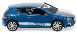 VW Scirocco - blau perleffect