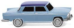 Fiat 1800 - pastellblau mit nachtblauem Dach
