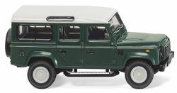 Land Rover Defender 110 - keswick green