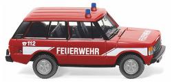 Feuerwehr - Range Rover
