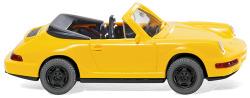 Porsche Carrera Cabrio - gelb