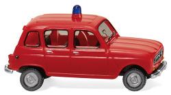 Feuerwehr - Renault R4
