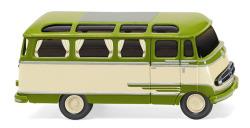 Panoramabus (MB O 319) - beige/grün