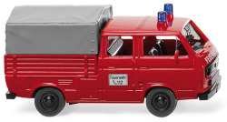 Feuerwehr - VW T3 Doppelkabine