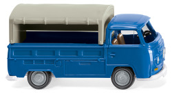 VW T2 Pritsche - enzianblau