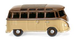VW T1 Sambabus - beige/rehbraun