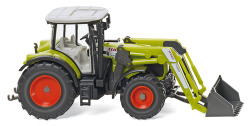 Claas Arion 630 mit Frontlader 150