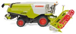 Claas Lexion 770 Mähdrescher mit V 1050 Getreidevorsatz
