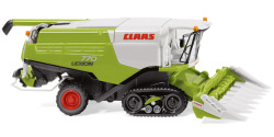 Claas Lexion 770 TT combine harvester with Conspeed