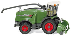 Fendt Katana 65 mit Gras pick-up