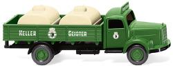 "Behelfstankwagen (MB L 3500) ""Keller Geister"""