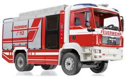 Feuerwehr - Rosenbauer AT LF