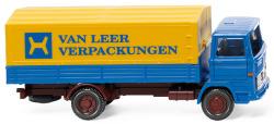 """Pritschen-Lkw (MB 1317) """"Van Leer"""""""