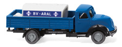 """Pritschen-Lkw mit Aufsatztank (Magirus Sirius) """"Aral"""""""