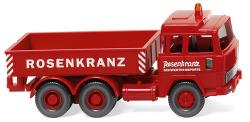"""Schwerlastzugmaschine (Magirus) """"Rosenkranz"""""""