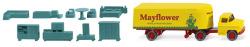 Box semi-trailer (Chevrolet) Mayflower