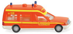 Feuerwehr - Krankenwagen