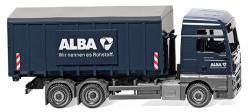 "Abrollcontainer (Meiller/MAN TGX Euro 6) ""Alba"""