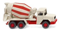 Concrete mixer (Magirus Deutz) red – cream white/red