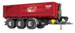 Krampe Hakenlift THL 30 L mit Abrollcontainer Big Body 750
