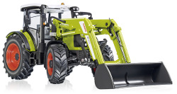 Claas Arion 430 mit Frontlader 120