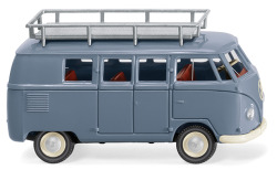 VW T1 (Typ 2) Bus - taubenblau