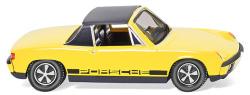 VW Porsche 914 - gelb