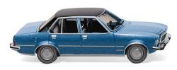 Opel Commodore B - laserblau met.