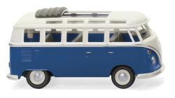 VW T1 Sambabus - perlweiß/blau