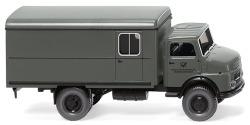 Fernmeldedienst - Koffer-Lkw (MB Kurzhauber)