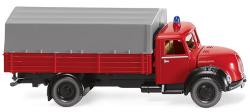 Feuerwehr - Pritschen-Lkw