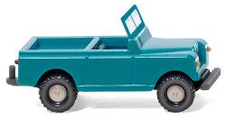 Land Rover - helltürkis/cremebeige  - Spur N