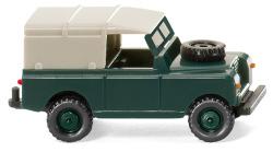 Land Rover - blaugrün