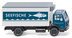 "Kühlkoffer-Lkw (MB) ""Seefische"""