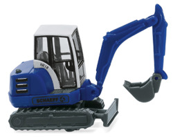 THW - Mini-Bagger HR 18