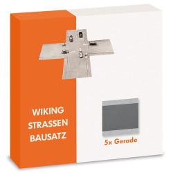 Strassen-Bausatz - Gerade (5 Stück)