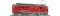 Bemo 1246420 SBB Deh 4/6 910 Zahnrad-Gepäcktriebwagen rot