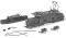 Bemo 1255000 RhB Ge 6/6 I Umbausatz auf Fünfpolmotor