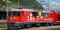 Bemo 1258189 RhB Ge 4/4 II 629 Werbelok Albulatunnel