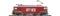 """Bemo 1260231 FO Ge 4/4 III 81, Tunnellok """"Wallis"""" alte Farbgebung"""