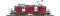 Bemo 1261516 BVZ HGe 4/4 16, Zahnradlokoldtimer mit 5-pol. Motor