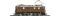 Bemo 1291113 RhB Ge 4/6 353 Stangenellok braun