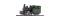 """Bemo 1292527 BVZ HG 2/3 7 """"Breithorn"""" ölgefeuert grün"""